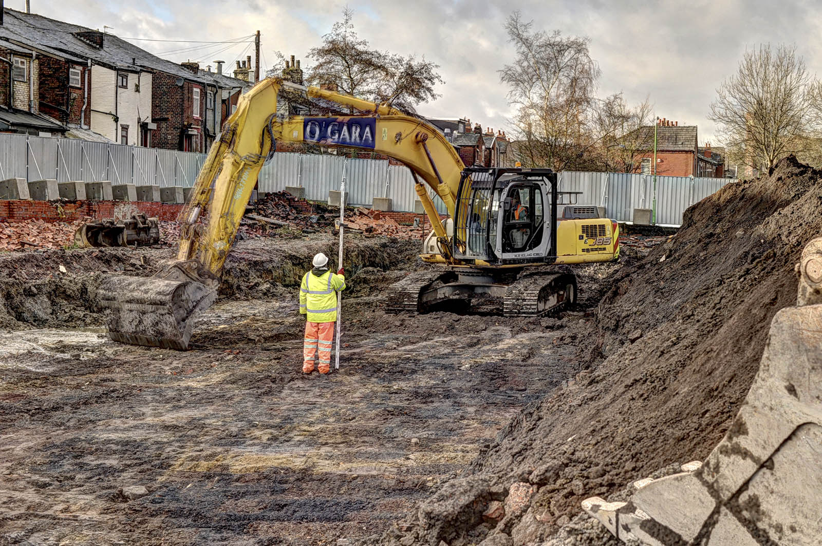 Brownfields Remediation at Wolfenden